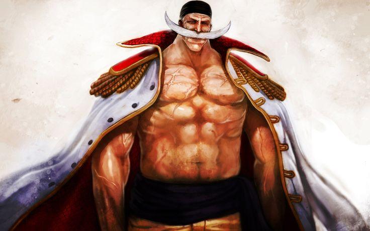 One Piece White Beard Wallpaper