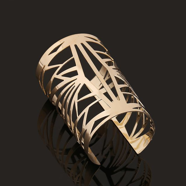 Bijoux 2016 Gypsy mode or argent punk hip hop Manchette large Hommes bracelets bras bracelet pour femmes Bijoux Bracelets & bracelets dans Bracelets de Bijoux et Accessoires sur AliExpress.com   Alibaba Group