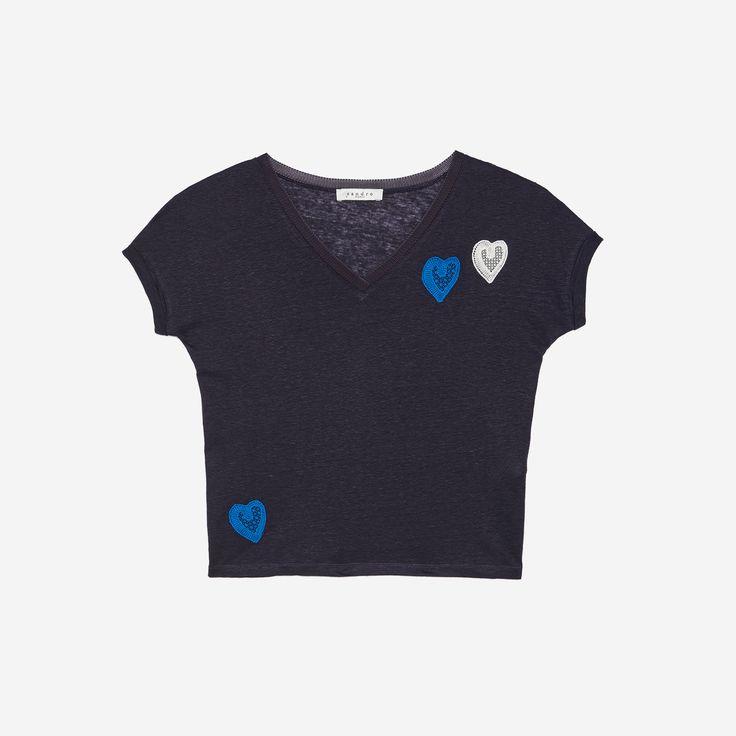 T-Shirt Tings - T-shirts - Sandro-paris.com