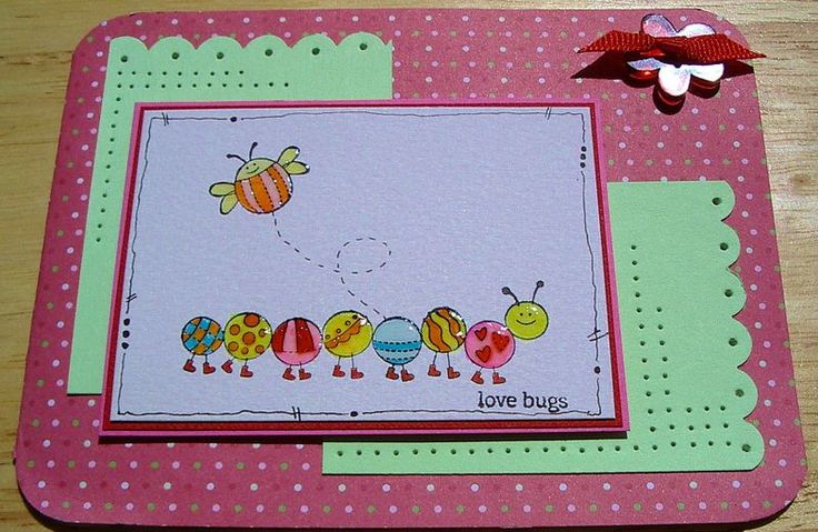 stampin up bug me scrapbook ideas - Google Search