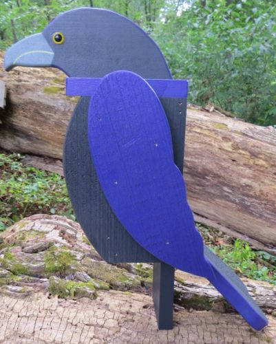 Baltimore Ravens Birdhouse Solid Wood NFL Football Amish Handmade Quality Nice | eBay