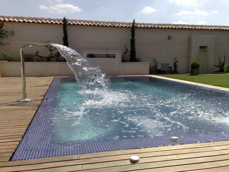 Las 8 mejores im genes sobre piscina con jardineras y for Piscinas p 29 villalba