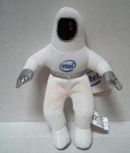 Intel BunnyPeople Plush Toy   Figurine, Miscellaneous, Toy   $10.00 AUD   buyniknaks.com