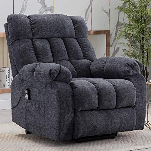 The Perfect Canmov Power Lift Recliner Chair For Elderly With Heat Massage Heavy Duty Lift Reclining Chair With Con Recliner Chair Recliner Chair Covers Chair