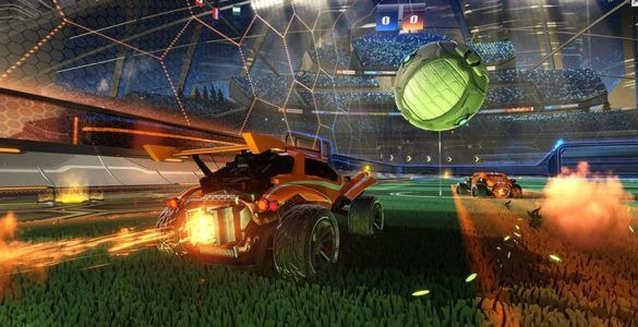 Cross Platform Party Support Coming To Rocket League This Summer Express Codex Entertainment Rocket League Ps4 Rocket League Family Video Games