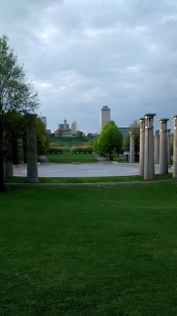 Bicentennial Capitol Mall State Park - Nashville, Tennessee on RueBaRue