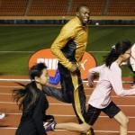 Usain Bolt keen to achieve new world record in 200 meters in 2014