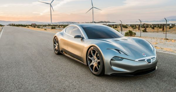 Here's a First-Ever Look at the New Electric Vehicle That Charges in 9 Minutes. Henrik Fisker has given us a sneak peak of his luxury EV with an official reveal of the prototype scheduled for later today.