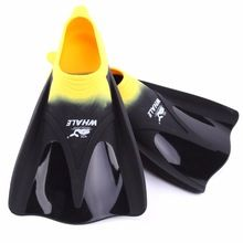 Professional Diving Flippers Brand Water Sports Swimming Fins Monofin Silicone Mermaid Fins Scuba Diving Fins Piscine Equipment