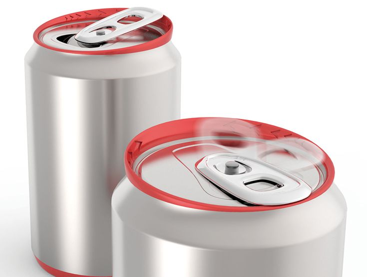 For anyone who's ever struggled popping a #soda #can, the #Turning #Lid makes it easier than ever to get the goodies inside! The simple design features an extended tab that rests against the lower part of a graduated lip before being opened. To open, just slide the tab around with minimal effort! As it swivels, pressure is placed on the aluminum seam and the tab is lifted at an easier, more ergonomic angle for opening. #YankoDesign #Product