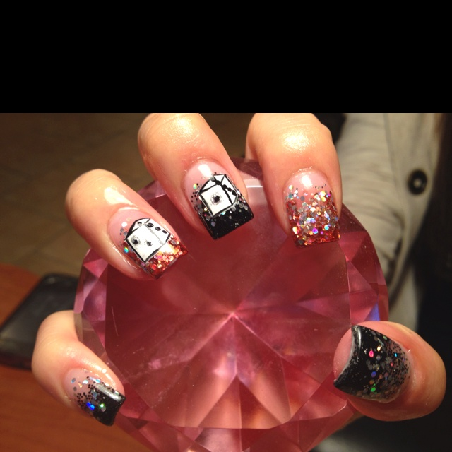 14 best vegas nails images on pinterest vegas nails las vegas vegas theme casino theme vegas party vegas casino cc nails las vegas nails party ideas pretty nail designs wedding ideas prinsesfo Images