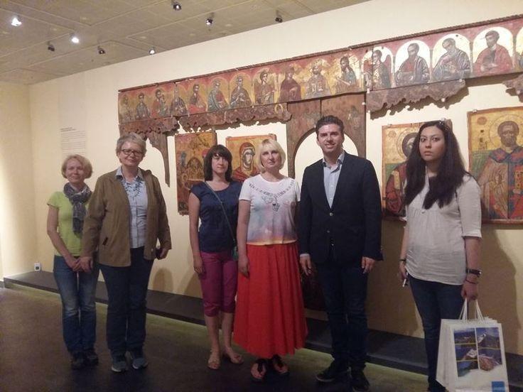Επίσκεψη μεγάλων ρωσικών τουριστικών πρακτορείων στη Λάρισα
