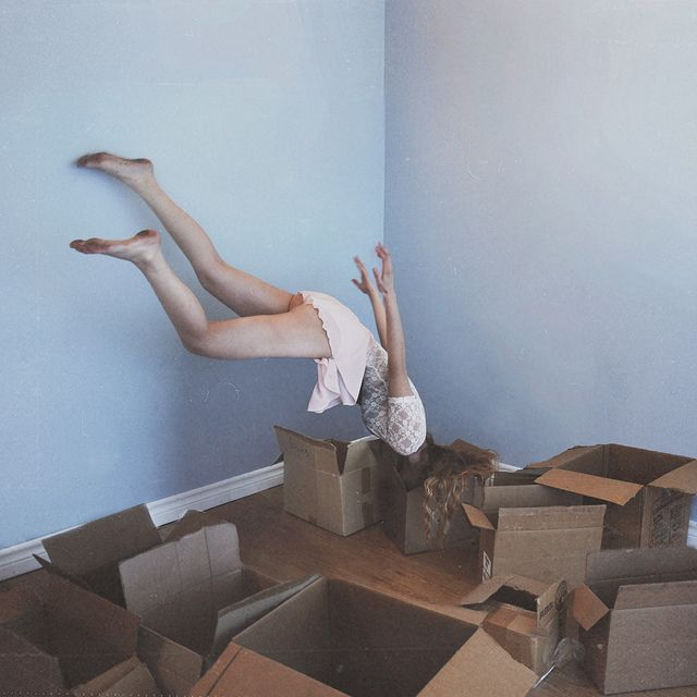 SECOND SHOOT The Magical Mystery Box and Co. by Lissy Elle Laricchia, via Flickr