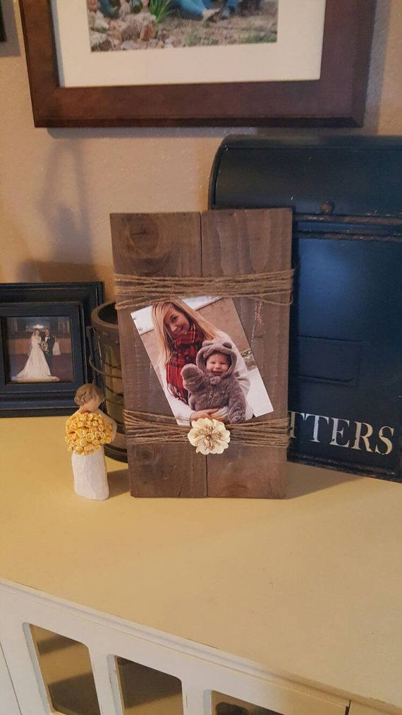 Superb Hey, I Found This Really Awesome Etsy Listing At Https://www. Homemade  Picture FramesRustic Wood