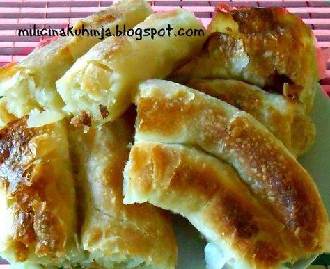 Krompiruša , sočna i ukusna pita, omiljena na proslavama, za doručak ili večeru, ma u svakoj prilici. Naravno, sa domaćim korama je le...