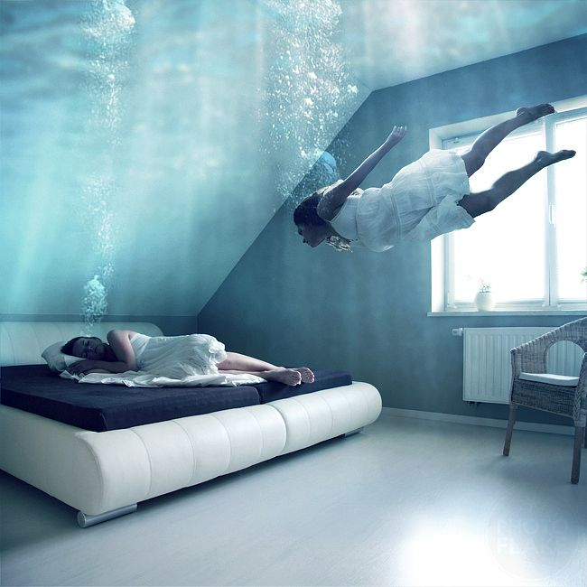 Sink me in the ocean - Surrealismo / Surrealism
