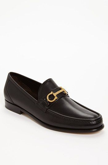 Salvatore Ferragamo 'Twirl' Bit Loafer available at #Nordstrom. 620