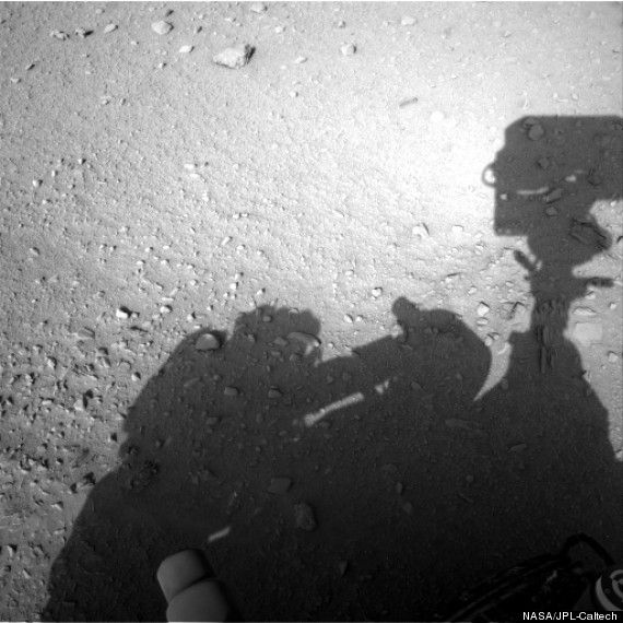 Mars Rover Photo Shows 'Human Shadow,' Or Maybe It Doesn't http://www.huffingtonpost.com/2015/01/27/mars-rover-shadow-photo_n_6552762.html?cps=gravity_2426_6708983715924591705