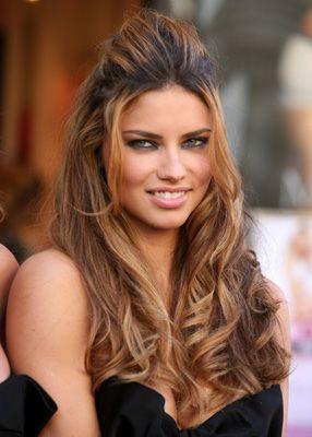 Victoria Secret model. Adriana Lima . Also very gorgeous.