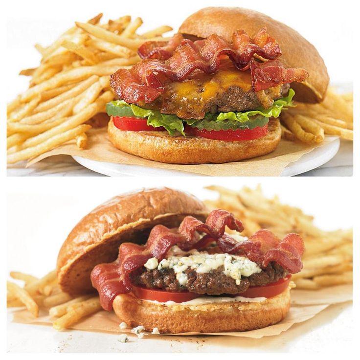 #burgertime BJ's Restaurants