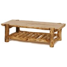 The Aspen Ridge Half Log Coffee Table Is Perfect For Your Log Cabin, Rustic  Lodge, Or Country Cottage Living Room Retreats. Visit Us Online Or Call For  More ...