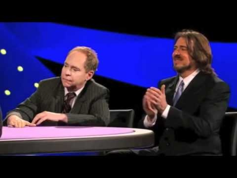 Michael Vincent with Penn and Teller