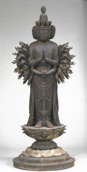 木×仏像(きとぶつぞう)-飛鳥仏から円空へ   大阪市立美術館