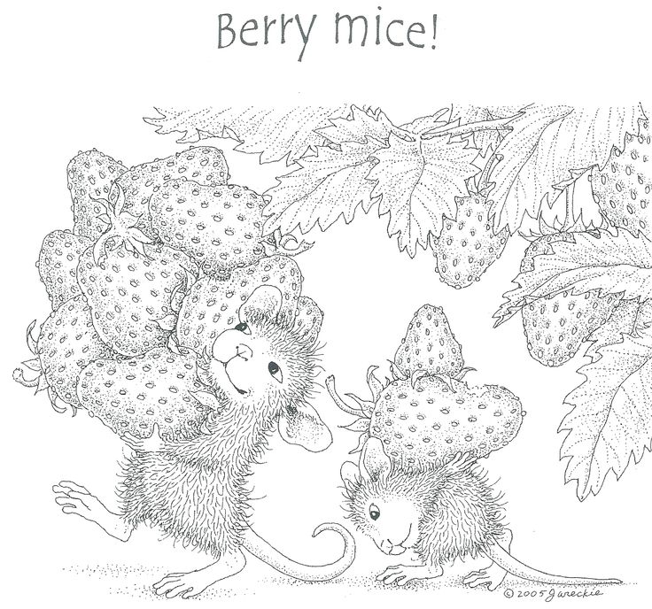 house of mouse coloring pages - photo#4
