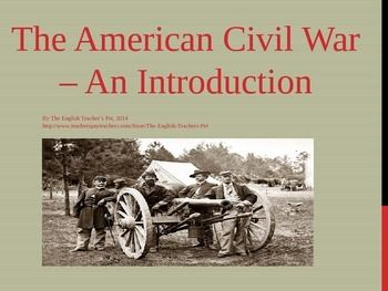 an introduction to the history of american civil war in the united states Introduction unlike america's civil war, moreover, iraq's neighbors have a  vested interest in the outcome because it is part of a  month, with as many as  fourteen thousand dead since the beginning of 2006, according to the united  nations.