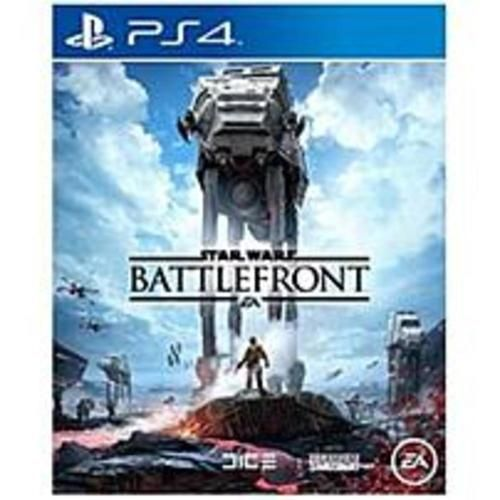 EA Star Wars Battlefront - Action/Adventure Game - PlayStation 4