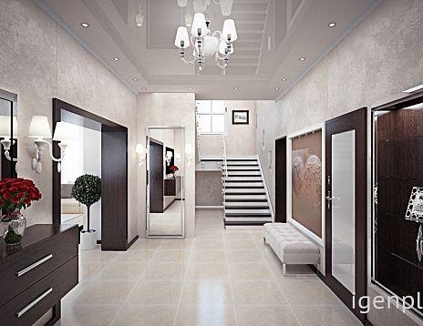 Дом в стиле Модерн. Дизайнер: Виталий Овчаренко #дизайнинтерьера #igenplan #дизайндома  #интерьердома