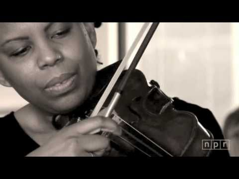 Regina Carter - N'Teri -live- NPR-Tiny Desk Concert - YouTube