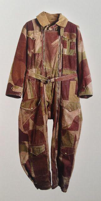 vintage jacket camo