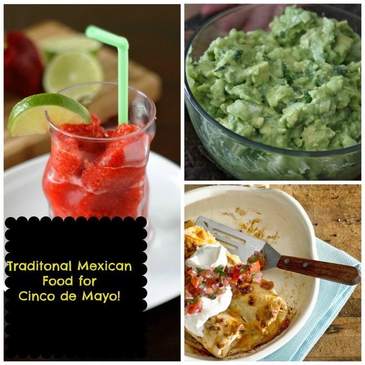 10 Traditional Mexican Recipes for Cinco de Mayo!