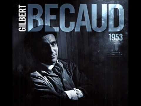 "Gilbert Becaud - ""Nathalie"" (Español y Alemán)"
