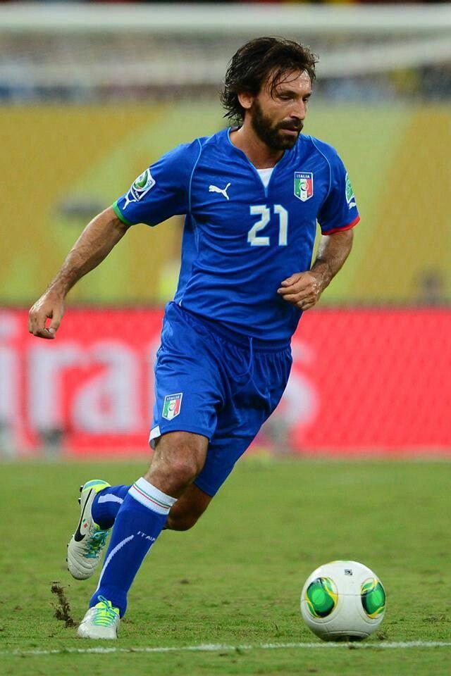 Famous italian soccer players