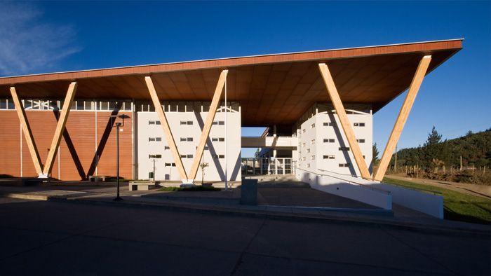 Liceo de Empedrado / Maule Chile / PLAN Arquitectos / www.planarquitectos.cl