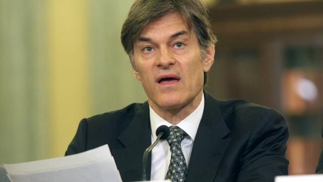 Dr.Oz-endorsed diet pill study was bogus, researchers admit - CBS News