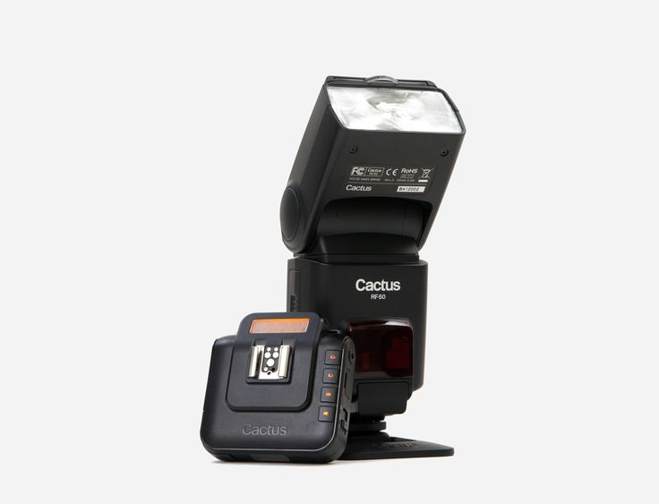 https://flic.kr/p/wR97dr   Cactus V6 & RF60   This Cactus V6 plus RF60 is perfect for off-camera flash enthusiasts or professional photographers who want a ready-to-go kit to just start working. Simple and efficient!  www.cactus-image.com