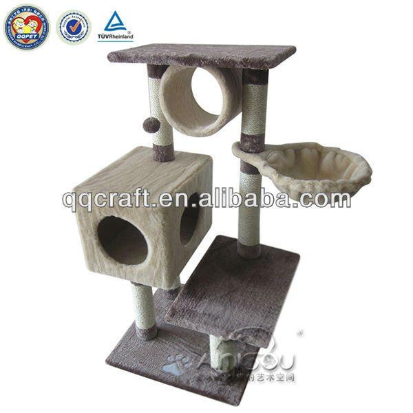 BSCI qqfactory ucuz açık kedi evi iso ve SGS-resim-Pet Kafesler, Taşıyıcılar & Evleri-ürün Kimliği:60027703707-turkish.alibaba.com