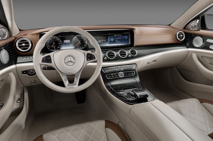See How The Interior Of The New Mercedes-Benz E-Class 2016 Looks Like! Here are the expectations that long after we fed only spy patience, the time has come so Mercedes-Benz to reveal the interior of the new E-Class. And as you can see, we have a miniature of S-Class! The German designers do not know why they chose the same approach, but the similarities are...