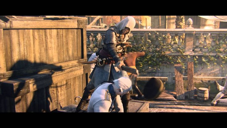 The Official World Premiere Trailer - Assassin's Creed 4 Black Flag [UK], via YouTube.
