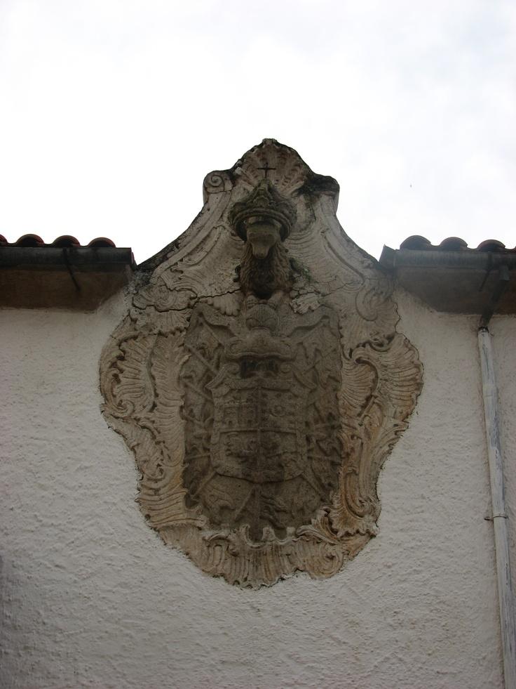 El escudo de los Tejada.