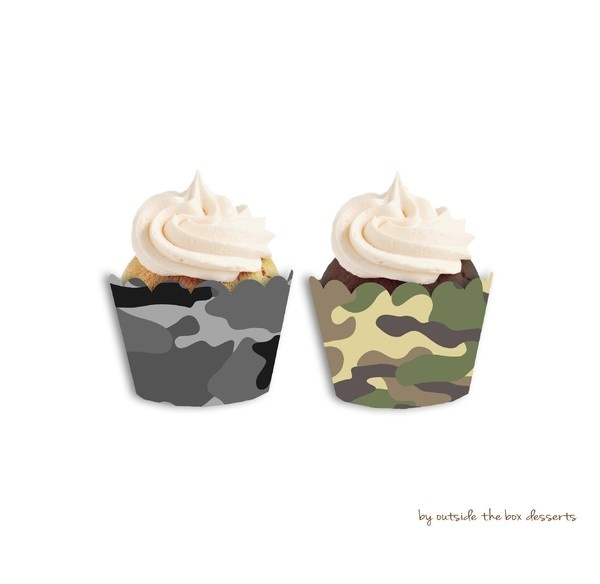 Camouflage Wrappers: Hunt'S Camo, Camouflage Wrappers