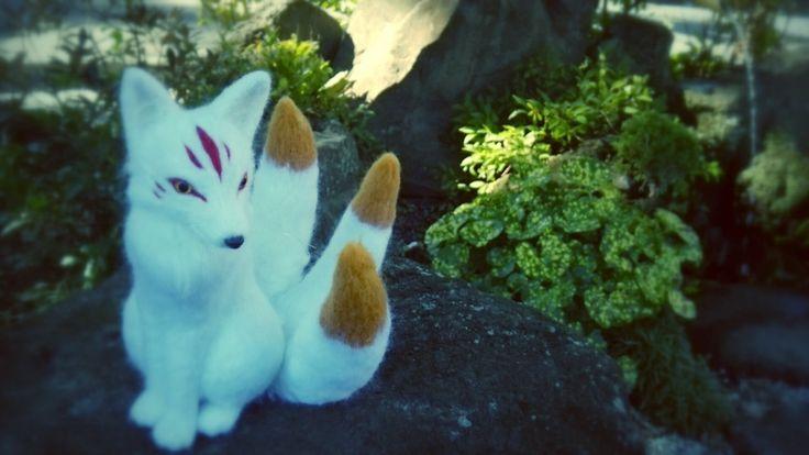 羊毛♪天狐の画像1枚目