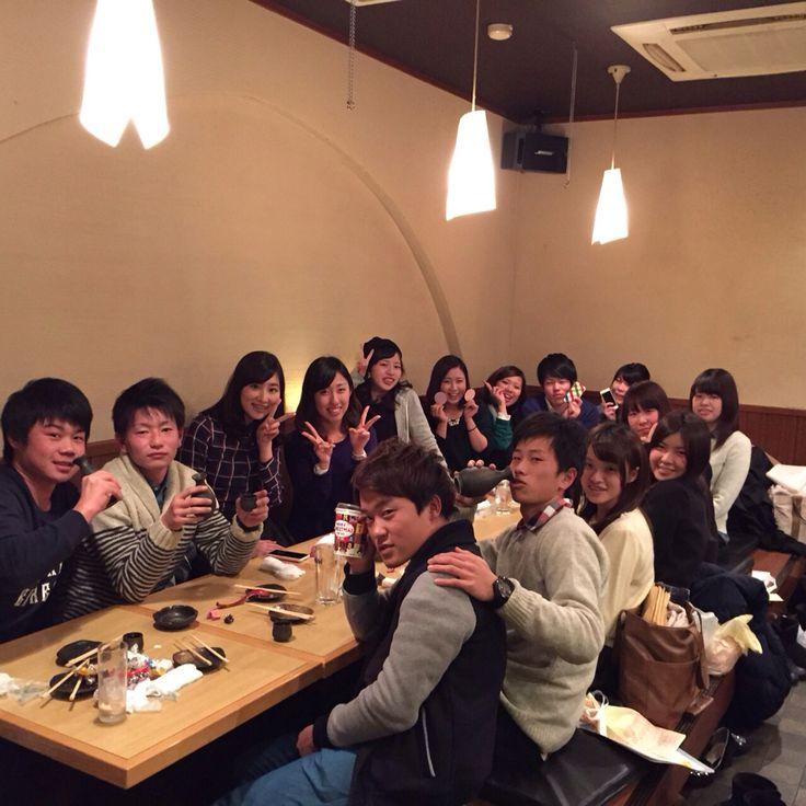 2.4飲み12/10@樽斗