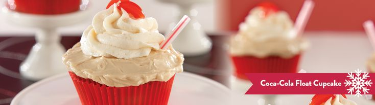 Coca-Cola Float Cupcakes - Save-On-Foods