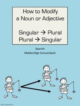 25+ best ideas about Singular to plural on Pinterest | Plural ...