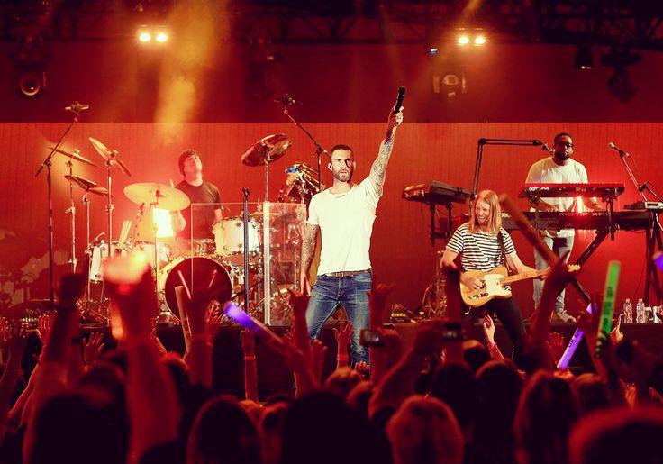 11 motivos para não perder os shows do Maroon 5 no Brasil