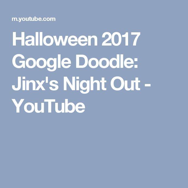 Mer enn 25 bra ideer om Google doodle halloween på Pinterest
